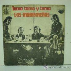 Discos de vinilo: LOS MARISMEÑOS. Lote 28875095