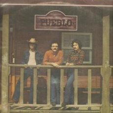 Discos de vinilo: LP PUEBLO : TEMAS EN ESPAÑOL E INGLES, SONIDO AMERICA. Lote 28879058
