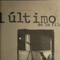 Discos de vinilo: EL ULTIMO DE LA FILA LP SELLO EMI AÑO 1992 ASTRONOMIA RAZONABLE. Lote 28909178