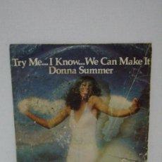 Discos de vinilo: DONNA SUMMER. Lote 28911253