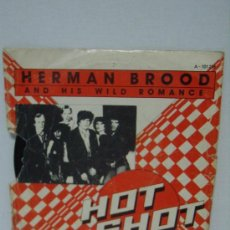 Discos de vinilo: HERMAN BROOD AND HIS WILD ROMANCE. Lote 28911471