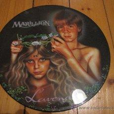 Discos de vinilo: MARILLION `LAVENDER` PICTURE DISC. Lote 28922976