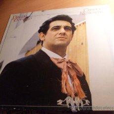 Discos de vinilo: PLACIDO DOMINGO ( CANCIONES MEXICANAS ) LP (FER2) . Lote 28932389
