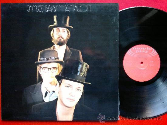 * RAMSES ISAIAS Y PANTALEON - CANCIONES ... - LP MOVIEPLAY 1971 (EX++/EX++) NUESTRO PEQUEÑO MUNDO (Música - Discos - LP Vinilo - Grupos Españoles de los 70 y 80)