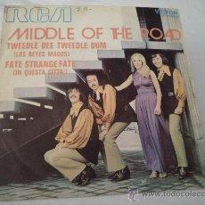 Discos de vinilo: MIDDLE OF THE ROAD. Lote 29039092