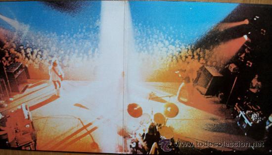 Discos de vinilo: URIAH HEEP - LIVE - DISCO DOBLE PORTADA DOBLE - - Foto 2 - 28965954
