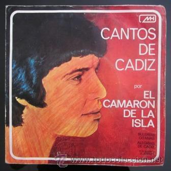 CAMARÓN DE LA ISLA - 1971 (Música - Discos - Singles Vinilo - Flamenco, Canción española y Cuplé)