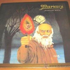 Discos de vinilo: MARIANI - PERPETUUM MOBILE - LP - SONOBEAT USA FANNY 300894 - DISCAZO SUPER RARE - NUEVO / MINT. Lote 28968611