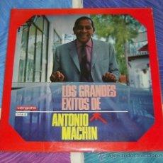 Discos de vinilo: LOS GRANDES EXITOS DE ANTONIO MACHIN 2 - DISCO DE VINILO - LP. Lote 28970856