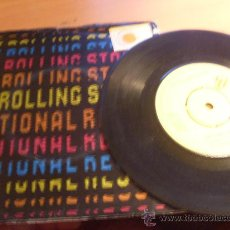 Discos de vinilo: ROLLING STONES ( EMOTIONAL RESCUE / DOWN IN THE HOLE ) 45 RPM (EP0). Lote 29023679