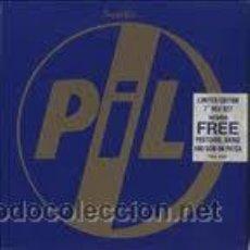 Discos de vinilo: P.I.L. - SEATTLE - (UK-VIRGIN-1987) LYDON, SEX PISTOLS - PUNK 7. Lote 28979534