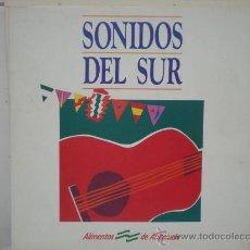Discos de vinilo: SONIDOS DEL SUR GRUPO TORRES BERMEJAS. Lote 28984572