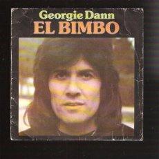 Disques de vinyle: GEORGIE DANN EL BIMBO. Lote 28986317