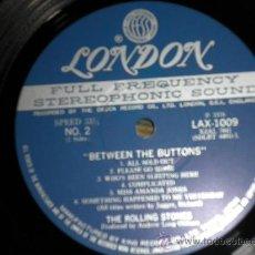 Discos de vinilo: THE ROLLING STONES - BETWEEN THE BUTTONS LP EDICION JAPON - LONDON UNBOXED 1976 - DISCO(5)PORTADA(5). Lote 29008167