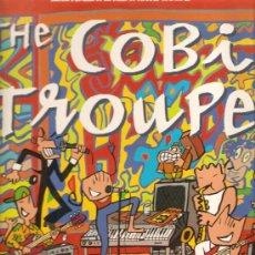 Discos de vinilo: LP THE COBI TROUPE - MUSICA DE XAVIER CAPELLAS (Y XAVIER BATLLES ). Lote 29007934