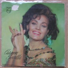 Discos de vinilo: CARMEN SEVILLA. COPLA, CANCION ESPAÑOLA. PHILIPS. Lote 29013244