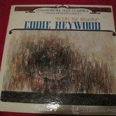 Discos de vinilo: LP-EDDIE HEYWOOD-BEGIN THE BEGUINE-MAINSTREAM 6001-USA-1964- JAZZ. Lote 29022529