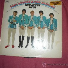 Discos de vinilo: PAUL REVERE & THE RAIDERS LP GREATEST HITS ORIGINAL USA COLUMBIA. Lote 29025150