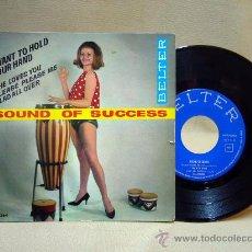 Discos de vinilo: DISCO DE VINILO, SOUND OF SUCCESS, BELTER, 51 364, 45 RPM, 4 TEMAS, 1964. Lote 29034849