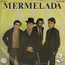 Discos de vinilo: MERMELADA-COGE EL TREN + DIME CUAL ES TU + ES MEJOR ASI + O.M. EP VINILO 1979 DOBLE SPAIN. Lote 29033670