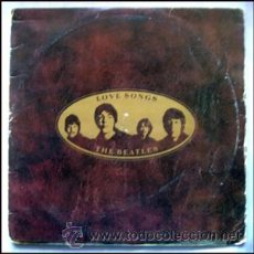 Discos de vinilo: THE BEATLES. LP. DOBLE (SOLO 1). LOVE SONGS 1977. . Lote 29033928