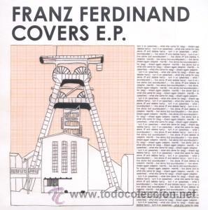 MNLP FRANZ FERDINAND COVERS EP VINYL 5 TRACKS RSD 2010 (Música - Discos de Vinilo - EPs - Pop - Rock Extranjero de los 90 a la actualidad)