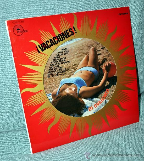 LOS JAVALOYAS, LOS BETA, LOS MUSTANG, LOS DIABLOS, AQUARIUS Y OTROS - LP 12'' - 12 TRACK - EMI 1972 (Música - Discos - LP Vinilo - Grupos Españoles de los 70 y 80)