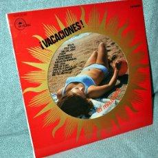 Discos de vinilo: LOS JAVALOYAS, LOS BETA, LOS MUSTANG, LOS DIABLOS, AQUARIUS Y OTROS - LP 12'' - 12 TRACK - EMI 1972. Lote 29039843