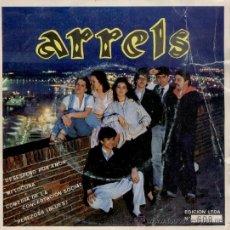 Discos de vinilo: ARRELS - PEREZOSA (BLUES) - DESESPERO POR TU AMOR + 2 EP 1983 VINILO ROSA. Lote 29040835