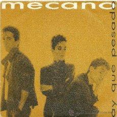 Discos de vinilo: MECANO
