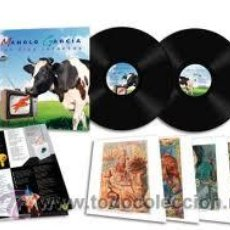 Discos de vinilo: MANOLO GARCIA - LOS DIAS INTACTOS EN VINILO - EDICION LIMITADA - NUEVO SIN ABRIR. Lote 30270418