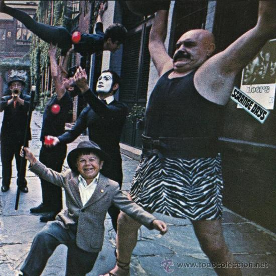 LP THE DOORS STRANGE DAYS 180G VINILO (Música - Discos - LP Vinilo - Pop - Rock Extranjero de los 50 y 60)