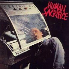 Discos de vinilo: IAN AND THE MUSCLETONES ··· HUMAN SACRIFICE ··· (LP 33 RPM) ··· NUEVO. Lote 29084908