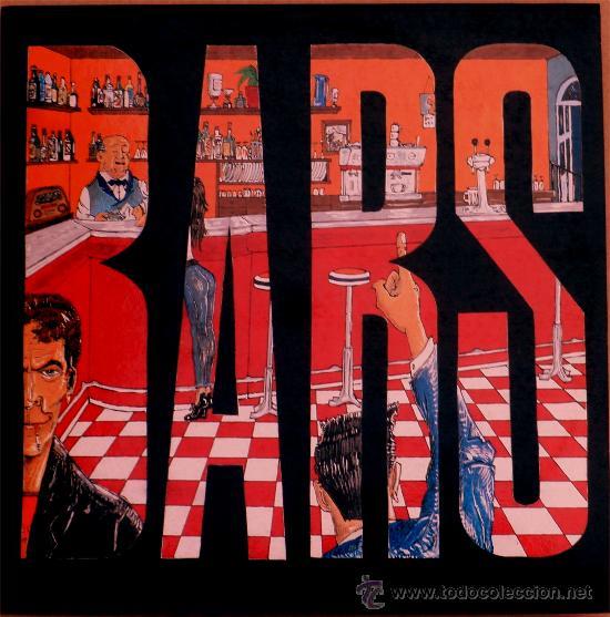 BARS - ROCK CATALÀ (LP) 1989 (Música - Discos - LP Vinilo - Otros estilos)