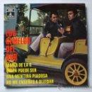 Discos de vinilo: LOS GEMELOS DEL SUR - MARIA DE LA O (FLAMENCO POP) - EP ODEON 1970 - NUEVO A ESTRENAR, OFERTA. Lote 29645188