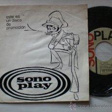 Discos de vinilo: LOS IMPALA - CADA VEZ - EP SONO PLAY 1966 - PROMOCIONAL - COMO NUEVO - MUY RARO. Lote 29097156