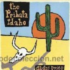Discos de vinilo: THE PRIBATA IDAHO - CACTUS JUICE - SUBTERFUGE RECORDS -MAURO ENTRIALGO-1992- 1 ESCUCHA. Lote 29110576