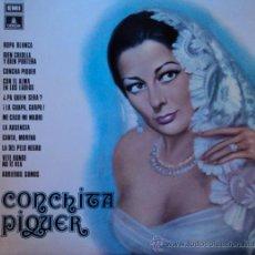 Discos de vinilo: CONCHITA PIQUER, ROPA BLANCA, EDICION DE 1972 DE ESPAÑA. Lote 29133784