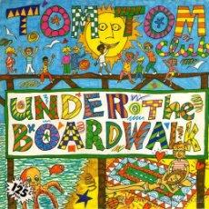 Discos de vinilo: THE TOM TOM CLUB - UNDER THE BOARDWALK / ON, ON,ON,ON (NUEVA VERSION) (SG 7') - NUEVO. Lote 29118443