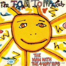 Discos de vinilo: THE TOM TOM CLUB - THE MAN WITH THE 4 WAY HIPS / THE MAN WITH THE 4 WAY HIPS (DUB VE (SG 7') - NUEVO. Lote 29118453