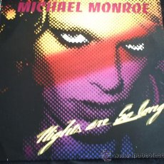 Discos de vinilo: MICHAEL MONROE NIGHTS ARE SO LONG. Lote 29119725