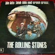 Discos de vinilo: LP - ROLLING STONES - BIG HITS HIGH TIDE AND GREEN GRASS. Lote 29129558