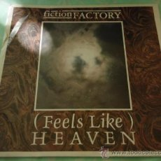 Vinyl records - FICTION FACTORY ( (FEELS LIKE) HEAVEN - EVERYONE BUT YOU ) 1983-HOLANDA SINGLE45 CBS - 29130164