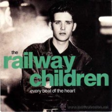 Discos de vinilo: THE RAILWAY CHILDREN - EVERY BEAT OF THE HEART / EVERBODY / GIVE IT AWAY (EP 7'). Lote 29140625