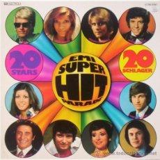 Discos de vinilo: EMI SUPER HIT PARADE (EMI ELECTROLA ,1975). Lote 29142173