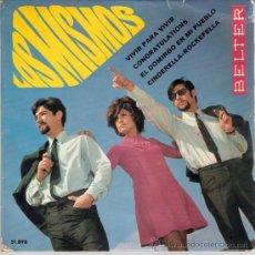 Discos de vinilo: LOS MISMOS - CONGRATULATIONS + 3 (EP DE 4 CANCIONES) BELTER 1968 - VG++/VG++. Lote 29147993