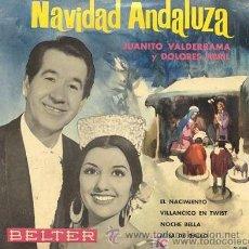 Discos de vinilo: JUANITO VALDERRAMA Y DOLORES ABRIL - 1963. Lote 29148393