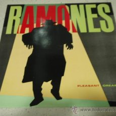 Discos de vinilo: RAMONES ( PLEASANT DREAMS ) ENGLAND - 1981 LP33 SIRE RECORDS. Lote 29156968
