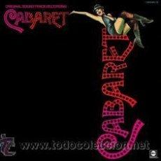 Discos de vinilo: CABARET (ESPAÑA-EMI, DISCOLIBRO-1972) EDICIÓN ESPECIAL DISCOLIBRO - BANDA SONORA LP. Lote 31969710