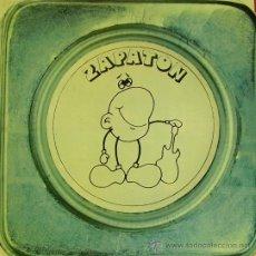 Discos de vinilo: ZAPATON-MISMO TITULO 1976 LP SPAIN. Lote 29162149